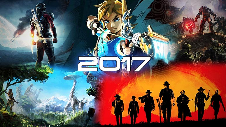 Top-Video-Games-2017