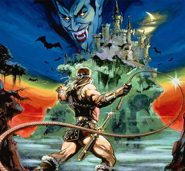 'Castlevania' Series Coming To Netflix In 2017