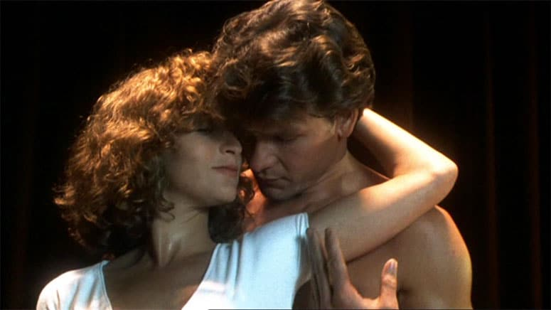 Dirty-Dancing-30th-Anniversary-Swayze-Grey