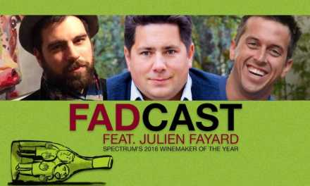 FadCast Ep. 130 | Perception Of Wine In Film ft. Julien Fayard From 'Decanted'