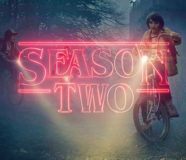 Netflix's 'Stranger Things Season 2' Trailer Debuts With Halloween Theme