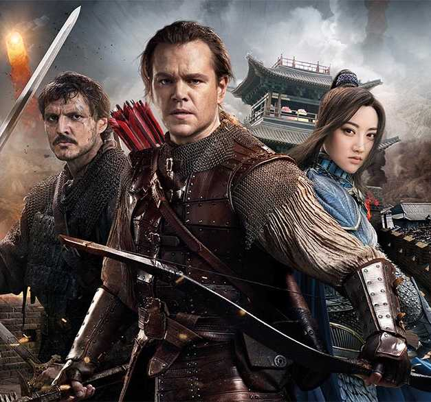 Review: 'The Great Wall' Has Matt Damon 'Great Wall Hunting' For Substance