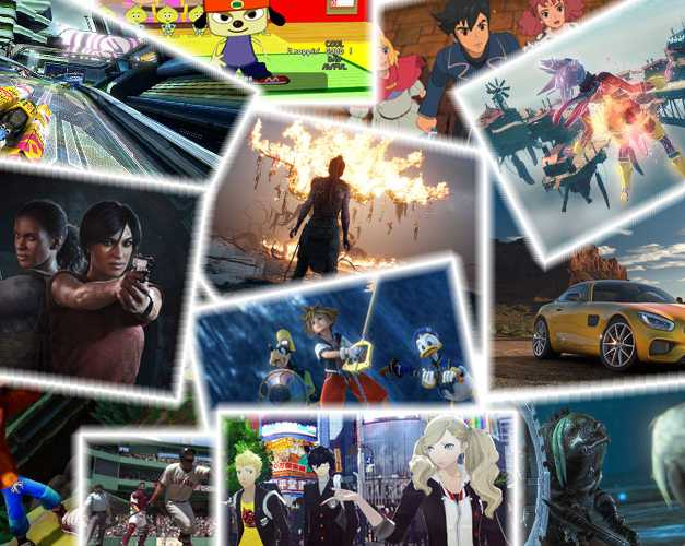 35 PS4 Exclusive Titles Confirmed For 2017