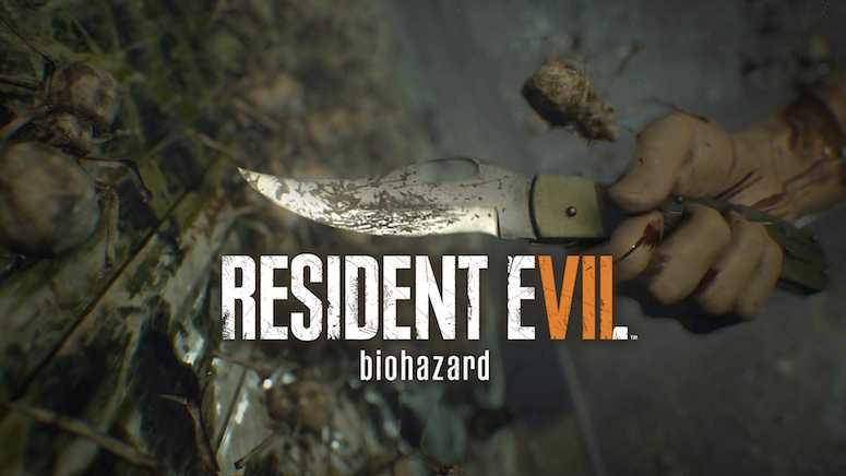 Resident Evil 7 - biohazard - knife