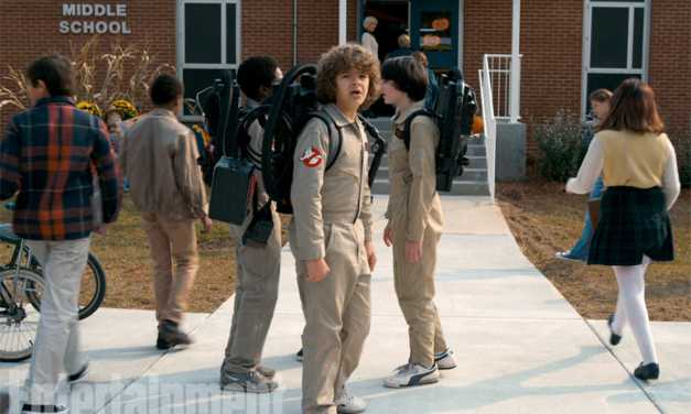 First Photo For 'Stranger Things 2' And Episode Titles Revealed