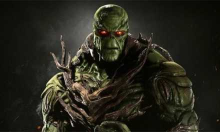 'Injustice 2' Preview Of Swamp Thing Looks Epic!