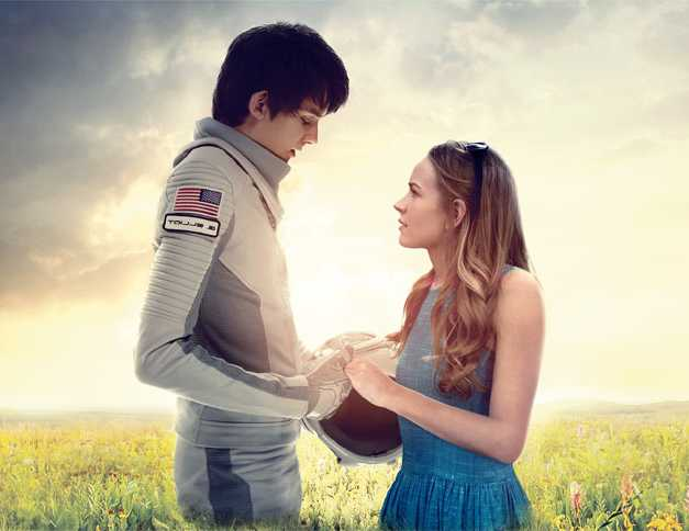 Review: 'The Space Between Us' Is Like 'The Martian' Meets 'Paper Towns'