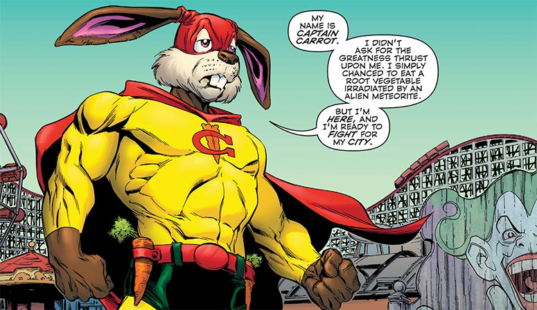 Captain-Carrot-Comic