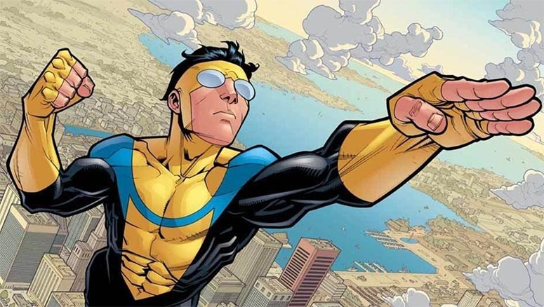 Invincible-Robert-Kirkman