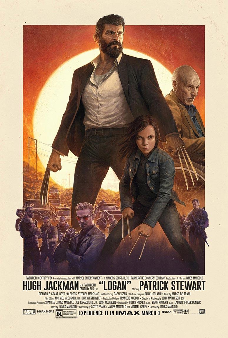 Logan\' Concept Art Reveals Unexplored Territory For The Wolverine ...