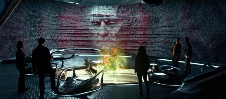 Power Rangers Review Command Center Zordon