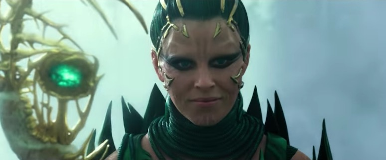 Rita Repulsa - Elizabeth Banks - Power Rangers