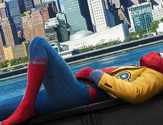 New 'Spider-Man: Homecoming' Posters Set The Laid Back Tone Of The Film