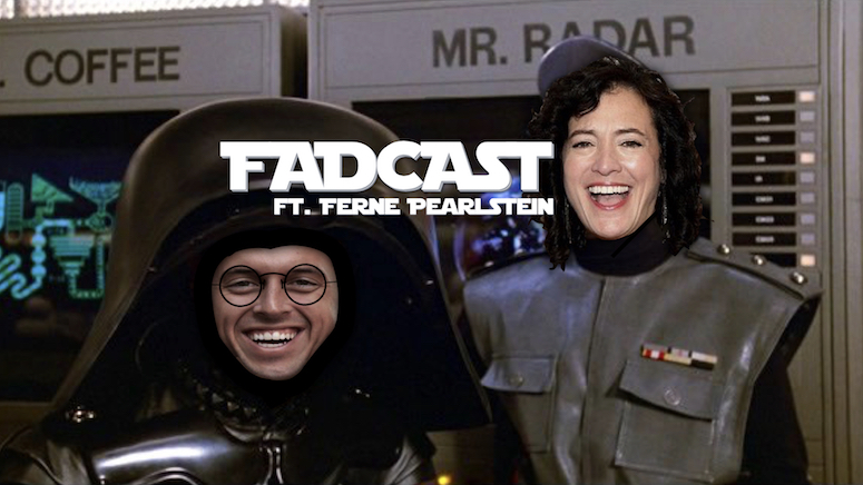 FadCast Ep. 131 | Taboo Comedy Documentaries ft.'The Last Laugh' Director Ferne Pearlstein