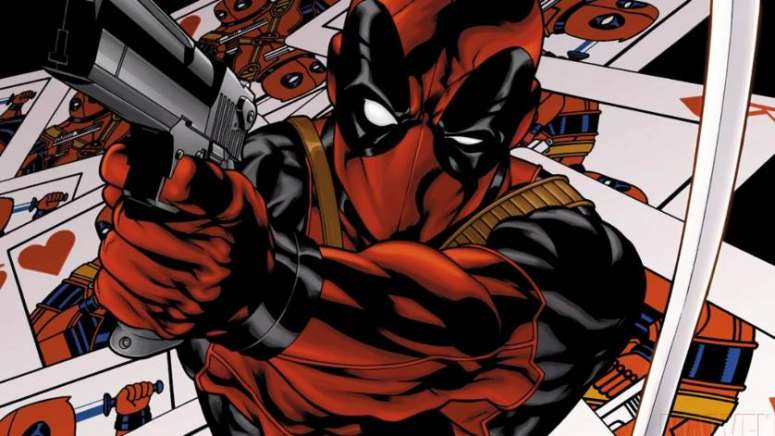 Ryan Reynolds reveals Deadpool mask