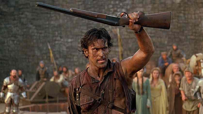 Bruce Campbell is coming back for the 'Evil Dead'