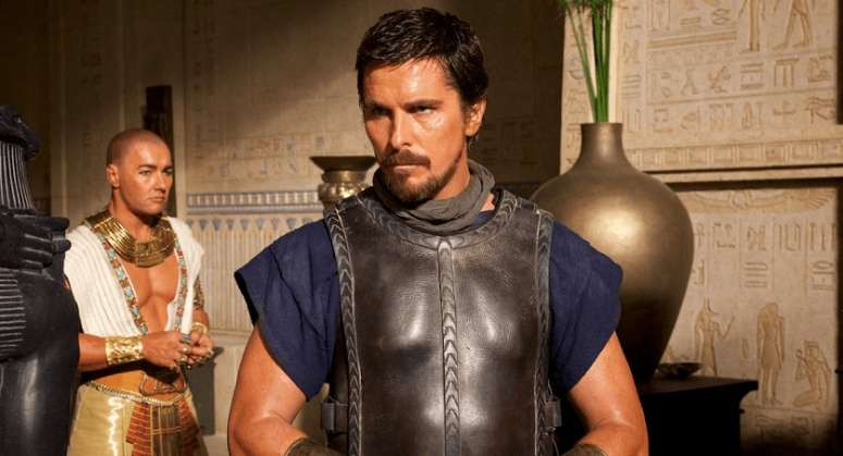 Exodus Gods and Kings Trailer Could Incite Biblical Controversy