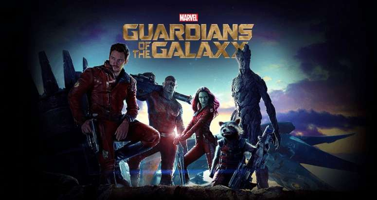 Contest! Win a Fathead Guardians of the Galaxy wall decal