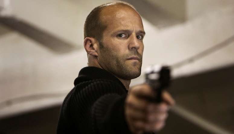 Young Jason Statham dives in old BBC video