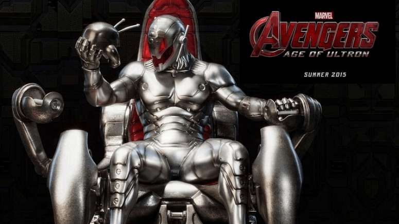 <em>Avengers: Age of Ultron</em> second trailer!