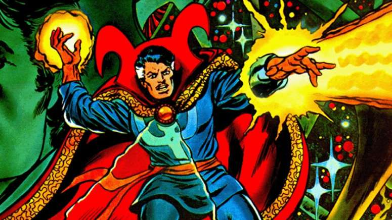 Marvel's <em>Doctor Strange</em> coming to theaters July 2016