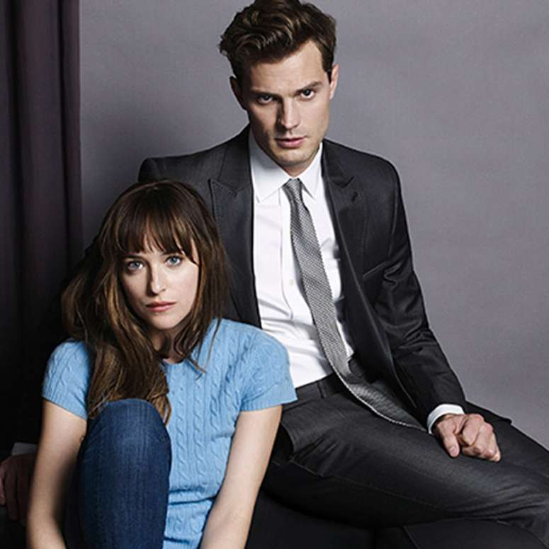 'Fifty Shades of Grey' trailer is sinfully sultry