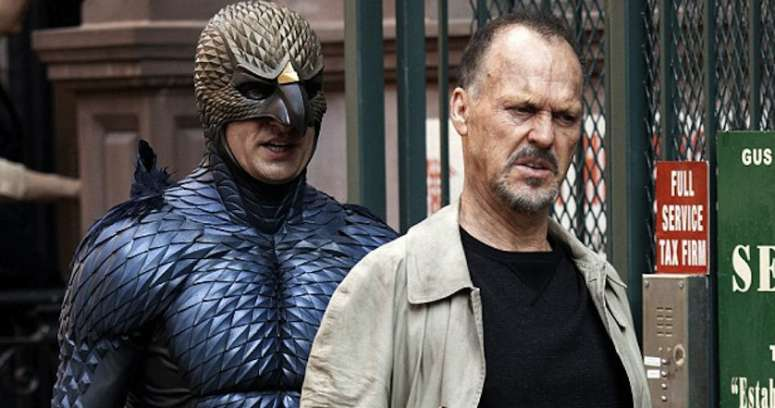 Michael Keaton is … 'Birdman?'