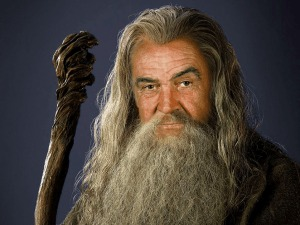 Sean Connery Gandalf - filmfad.com