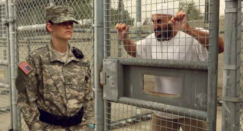 <em>Camp X-Ray</em> second trailer reveals Kristen Stewart's character origin