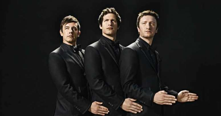 Andy Samberg music group 'The Lonely Island' getting a feature film