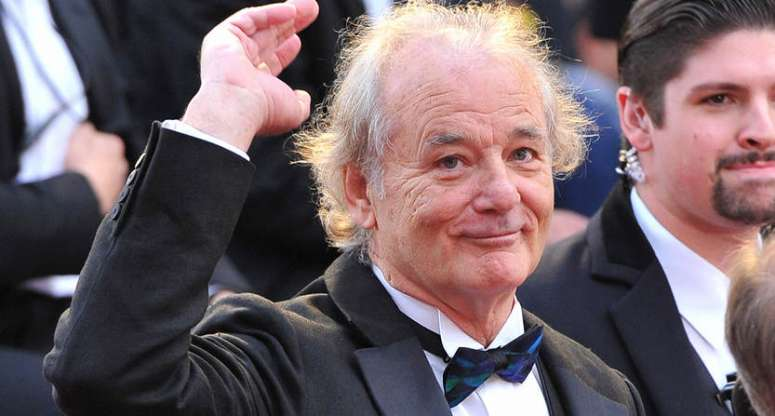 Bill Murray is Baloo in 'The Jungle Book'
