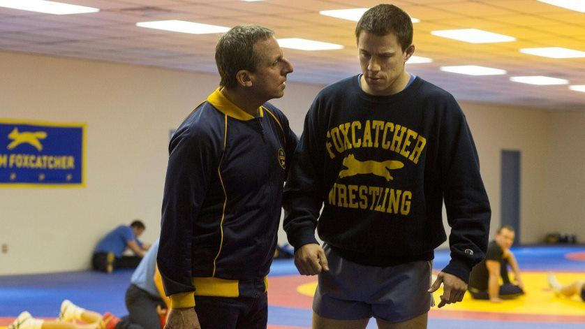 Third trailer for <em>Foxcatcher</em> gets 'psychological'