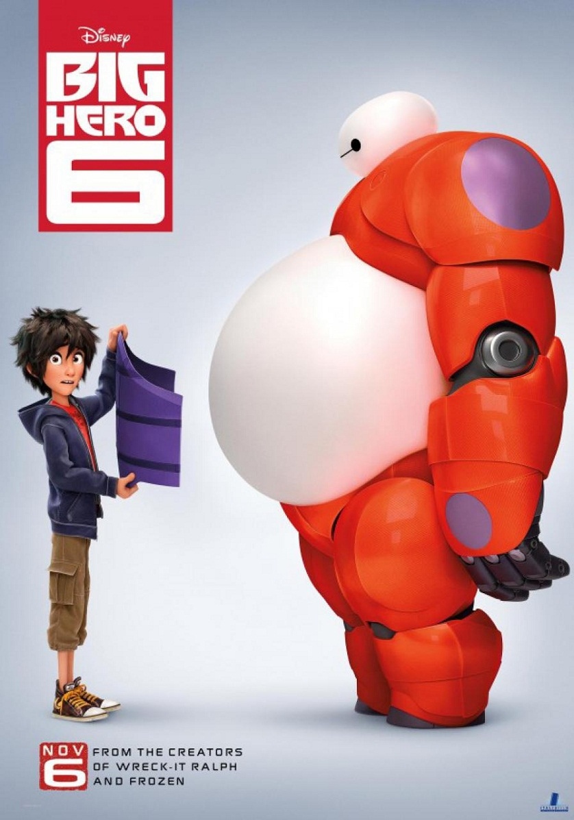 Disney's Big Hero 6 Releases New Full Clip!