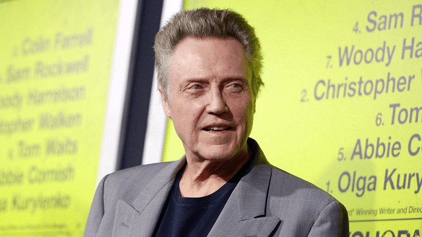 First Look at Christopher Walken as Captain Hook in NBC's <em>Peter Pan Live</em>