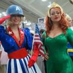 Lady America & Aquawoman #BCC2014