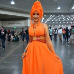 Orange Princess #BCC2014
