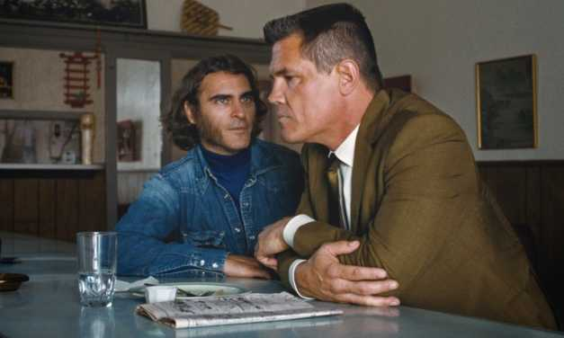 Joaquin Phoenix stars in this trailer for <em>Inherent Vice</em> with many more