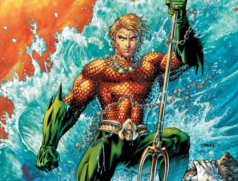 Aquaman appearance revealed along with possible movie plot