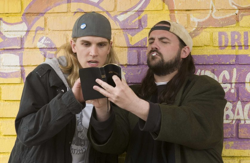 Kevin Smith's <em>Clerks III</em> is coming thanks to <em>Tusk</em> success