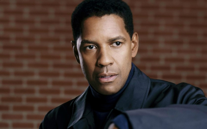 Denzel Washington as the next James Bond?