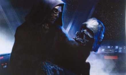 <em>Star Wars VII</em> leaked concept art reveals Darth Vader broken helmet