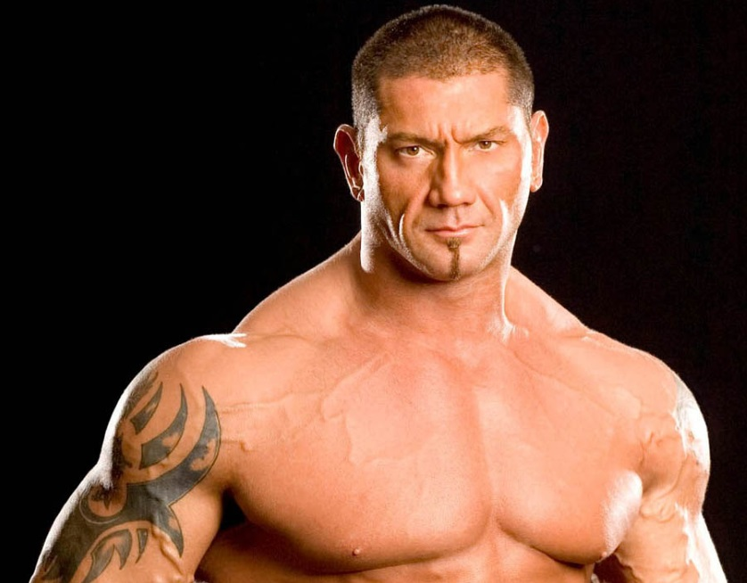 Dave Bautista cast as Bond 24 Henchman | FilmFad.com