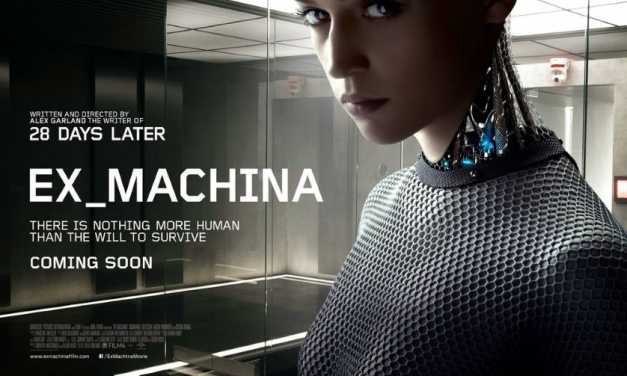'Ex Machina' Trailer Stars 'Star Wars VII' Cast