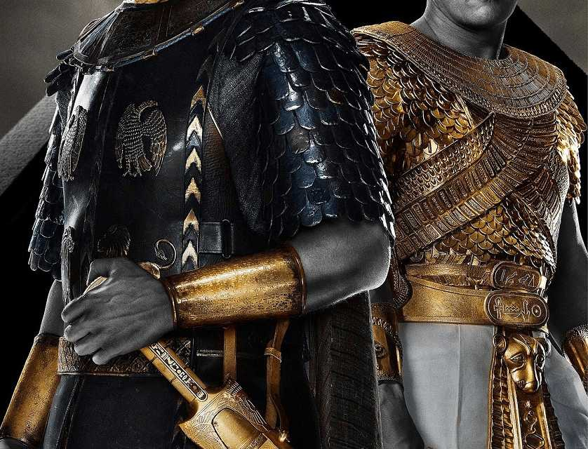 "Check Out Ridley Scott's Full-Length Trailer For ""Exodus: Gods and Kings"""
