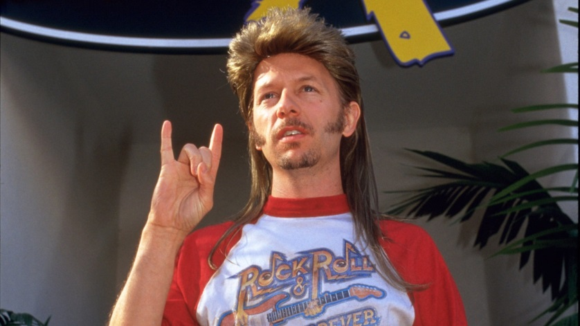 David Spade's <em>Joe Dirt</em> gets a sequel coming to Crackle