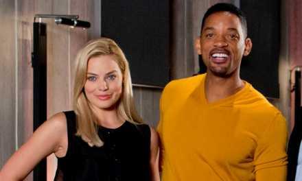 <em>Focus</em> Trailer has Will Smith as a Con Man Alongside the Sexy Margot Robbie