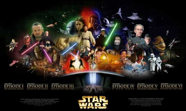 Disney may have confirmed a <em>Star Wars</em> six film re-release