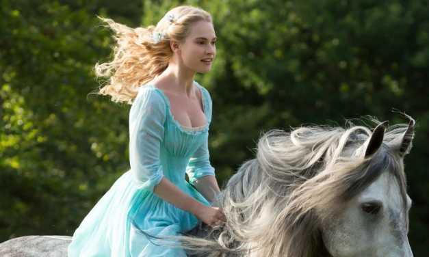Disney's full trailer for <em>Cinderella</em> arrives