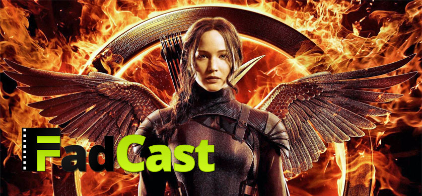 FadCast Ep. 12 talks Arrow vs Flash and Mockingjay feat. Daniel Ritchie