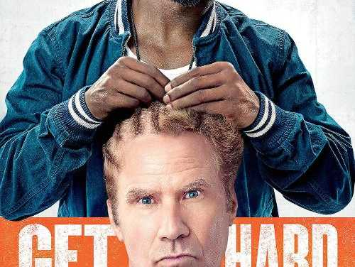 First Poster for Ferrell and Hart's <em>Get Hard</em>
